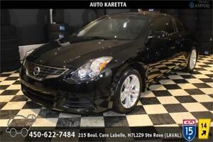 2013 Nissan Altima 2,5 S COUPE, TOIT, CUIR, BLUETOOTH, A/C, MAGS