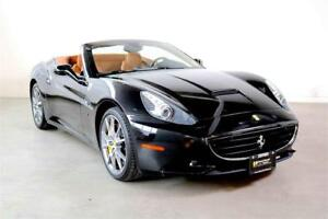 2011 Ferrari California - Only 4,000 Kilometers