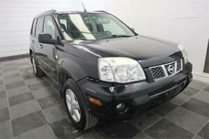 2006 Nissan X-Trail SE 4WD! Heated Seats! Sunroof! Clean Title!