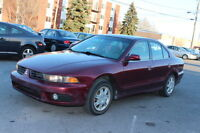 2003 Mitsubishi Galant automatique 186000km EXCELLENTE MÉCANIQUE
