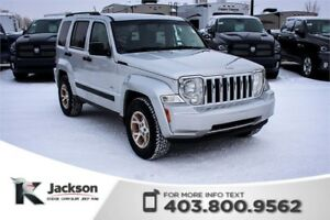 2009 Jeep Liberty Sport - Anti-Theft