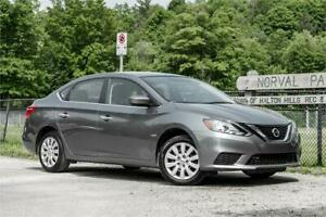 2018 Nissan Sentra SV/ Like New/ CAR LOAND FOR ANY CREDIT
