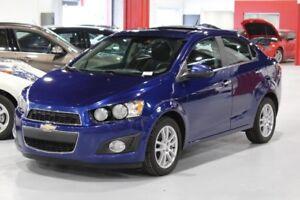 Chevrolet Sonic LT 4D Sedan at 2013