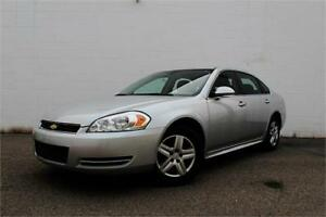 2011 CHEVROLET IMPALA LS | CERTIFIED |