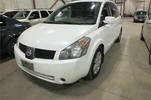 "2004 Nissan Quest SL ""AS-IS"""