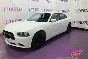 Find Your Own Road. 2012 Dodge Charger Police