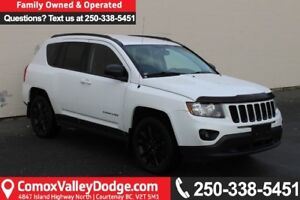 2013 Jeep Compass Sport/North ONE OWNER, KEYLESS ENTRY, BLUET...