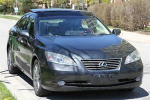 2009 Lexus ES350 ULTRA PREMIUM NAVIGATION/LEATHER/DOUBLE SUNROOF