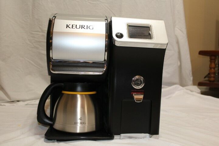 New Keurig Commercial Coffee Maker Z6000 Carafe brewing System