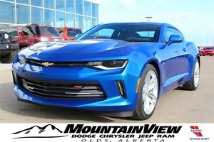 2017 Chevrolet Camaro 2LT RS ONLY 109KM!