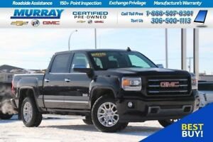 2015 GMC Sierra 1500 SLT*HEATED SEATS,REMOTE START,SUNROOF*