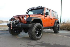 SOLD!!!! Jeep Wrangler Unlimited Rubicon