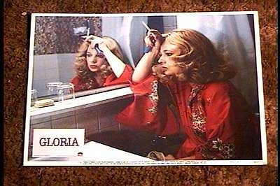 GLORIA 1980 LOBBY CARD #7 GENA ROWLANDS