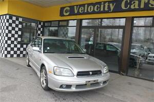 1999 Subaru Legacy B4 RSK AWD 45K's Twin-Turbo 276hp