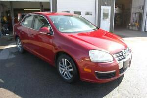 2006 Volkswagen Berline Jetta 2.5L 3500$ LEATHER/SUNROOF