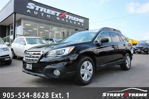 2015 Subaru Outback 2.5i BACKUP CAM|HEATED SEATS|ALL WHEEL DRIVE