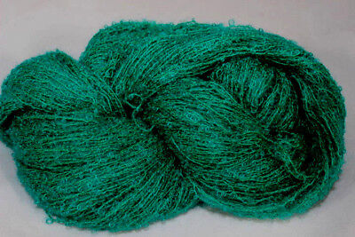 Vintage Cherry Tree Hill Hand-dyed BABY LOOP MOHAIR 1000 yds GRASS -