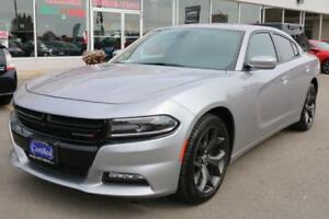 2017 Dodge Charger SXT NAVI,CAMERA,LEATHER,ROOF,NO ACCIDENTS