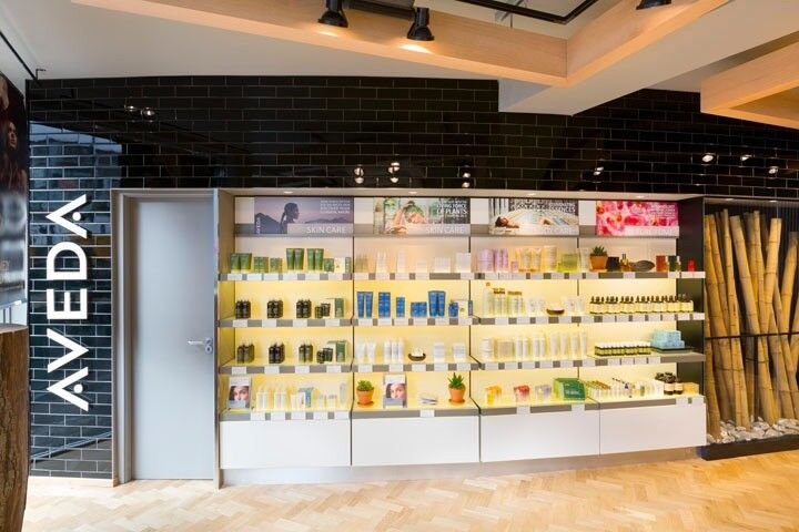 Part-time (weekend) receptionist needed for Aveda Hampstead