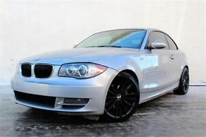 2009 BMW 128i   CERTIFIED   SUPER LOW KMS   SPORT PACKAGE  