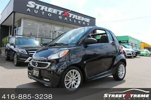 2013 Smart fortwo !!CONVERTIBLE w/NAVI & ONLY $71.26 BI-WEEKLY!!