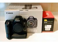 Canon EOS 5D iii mk3 dsrl camera Not ii or iv