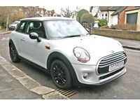 2014 MINI COOPER D 1.5 DIESEL f56 new shape, has only ONLY 25K MILES