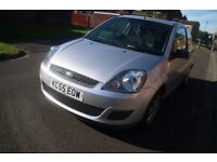 Ford Fiesta Silver 1.2l, 53000 miles only!!! for Sale