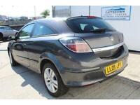 2009 Vauxhall Astra 1.6 i 16v SXi Sport Hatch 3dr Hatchback Petrol Manual