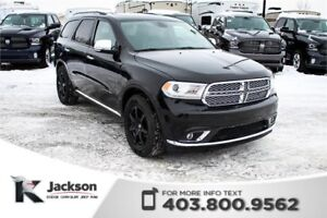 2014 Dodge Durango Citadel - Bluetooth, Heated Steering Wheel
