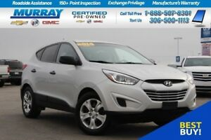 2014 Hyundai Tucson GL 4WD*HEATED SEATS,AIR CONDITONING*