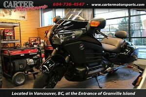 2014 Honda GL1800F6B - DEMO CLEARANCE ON NOW!