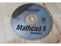 Mathcad 8 Standard (Windows) - Permanent License