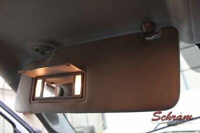 Driver Left Sun Visor With Illumination Fits 15-17 DODGE 1500 PICKUP 2004578