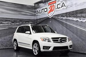 2012 Mercedes-Benz  GLK350 ** 4 MATIC ** 54,749 KM ** AWD * CUIR
