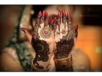 Mehndi-Henna Artist (Indian, Arabic & Asian Designs)