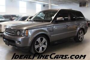 2011 Land Rover Range Rover Sport SUPERCHARGED/NAV/PUSH START/BA