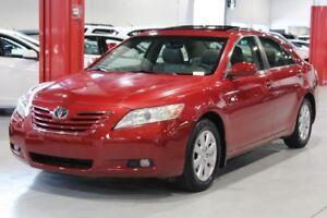 Toyota Camry XLE 4D Sedan V6 2007