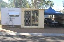 MODERN LOW, MAINTENANCE ON-SITE CARAVAN WITH HARD ANNEX Gawler East Gawler Area Preview