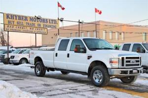 2009 Ford F-350 6.4L DIESEL|4DR+8FT|4X4|Certified|2 Year W