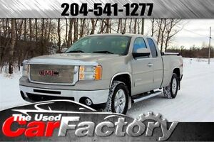 2009 GMC Sierra 1500 SLT Ext. Cab, Leather Sunroof
