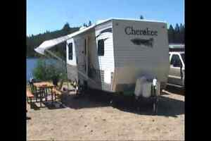 2009 Cherokee Trailer model 27RL