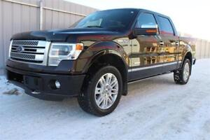 2013 Ford F150 Platinum 3.5 Eco Boost