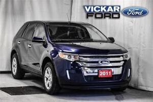 2011 Ford Edge SEL 4D Utility AWD