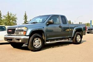 2007 GMC Canyon 4X4 REDUCED $108 BIWEEKLY CALL NOW !!