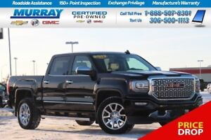 2017 GMC Sierra 1500 Denali 4WD*REMOTE START,SUNROOF,ASSIST STEP