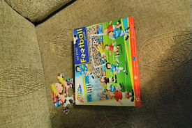 My first 3d football puzzle compleat no missing pieces