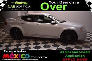 2012 Dodge Avenger SXT - KEYLESS ENTRY**HEATED SEATS**AUX/MP3