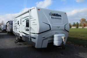 2009 Fleetwood Wilderness 270RBS Travel Trailer