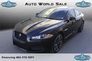 2015 Jaguar XF Sport| AWD|3.0 Super Charger| Loaded| Navi|Camera